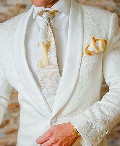 Jacquard Suit Men 2019 Navy Blue Tuxedo Jacket 2 Piece Men Suits For Wedding Shawl Collar Mens suits ( jacket+Pants) Jacquard Suit Men 2019 Navy Blue Tuxedo Jacket 2 Piece Men Suits For W - sheheonline Groom Tuxedo, Tuxedo For Men, White Suits For Men, Wedding Men, Wedding Attire, Wedding Dresses, Wedding Tuxedos, Wedding Groom, Wedding Ideas