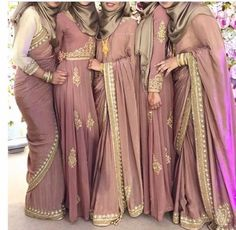 Photo by Pakistan Street Style on November Indian Bridesmaid Dresses, Pakistani Wedding Outfits, Bridesmaid Outfit, Wedding Dresses For Girls, Pakistani Wedding Dresses, Party Wear Dresses, Indian Dresses, Wedding Hijab Styles, Indian Designer Outfits
