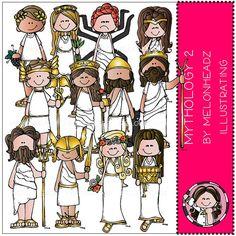 Mitología griega parte 2