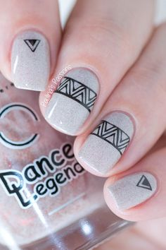 Tribal nail art #slimmingbodyshapers  The key to positive body image go to slimmingbodyshapers.com  for plus size shapewear and bras