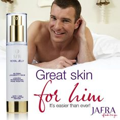 REMEMBER THE MAN IN YOU LIFE WITH JAFRA WWW.JAFRA.COM/KIMBERLEGRAY