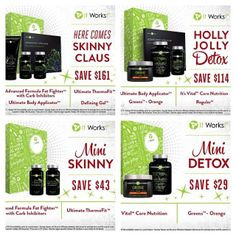 These savings are too good to be true!!!!!!!!!!!!  Get healthy on the inside and sexy on the outside!!  Contact me: www.fb.com/nikkiwrapsyouskinny 931.310.9926