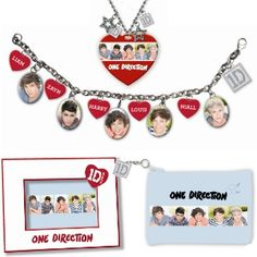 One Direction: One Direction Collectors Star Fan Set 1D 1D 1D ? ? ?
