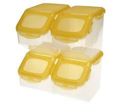 1000 images about crazy about food containers on pinterest locks qvc and lock n lock. Black Bedroom Furniture Sets. Home Design Ideas