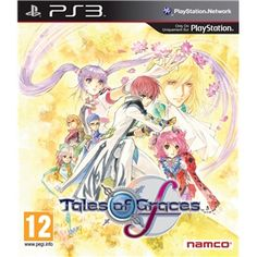 Tales Of Graces f: Special Edition (Pre-Order Only)