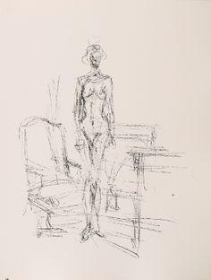 Alberto Giacometti: PARIS SANS FIN.