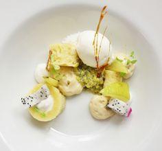 tropische dessert
