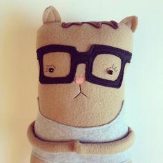 chipmunk glasses-- finkelstein
