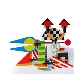 Paolo Paolo Construction Set by Remember [] - £35.00 : Artful Kids
