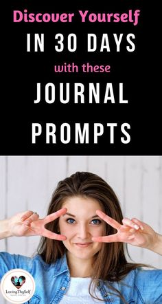 discover yourself in 30 days with these journal prompts for adults, teens, women, depression and therapy. These daily journal ideas are great for sparking self-love and igniting the best version of yo Journal Prompts For Adults, Gratitude Journal Prompts, Journal Ideas, Journal Topics, Journal Diary, Journal Entries, Therapy Journal, Mental Health Journal, Immune System