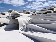 ARCHITECT: Ofir Menachem, Tel Aviv-Jaffa, Israel DESCRIPTION: Digital Constructive Shell STATUS: Design Phase DATE: 2013