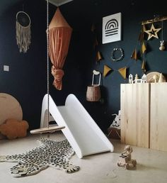 Exciting and Creative Kid's Playroom Ideas – Voyage Afield Baby Bedroom, Baby Room Decor, Kids Bedroom, Nursery Decor, Bedroom Decor, Ideas Hogar, Kid Spaces, Kids Decor, Boy Room