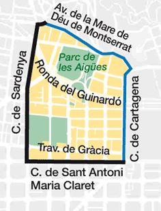 Horta Guinardo Barcelona At Its Greenest