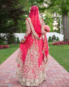 Ramira Designs Pakistani bridal wear