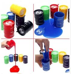 Barrel O Slime New Joke Gag Prank Gift Toy Crazy Trick Party Supply Funny Toy | eBay