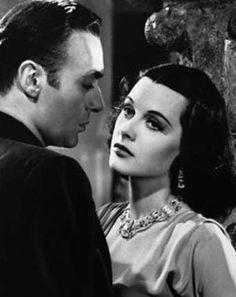 Algiers • Charles Boyer & Hedy Lamarr • 1938 @ https://www.youtube.com/watch?v=rxwWujJpuRE
