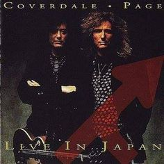 Jimmy Page & David Coverdale, Japan