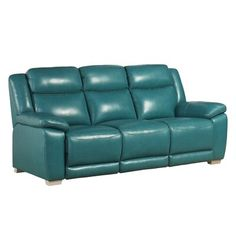 Searching for Evansburg Leather Reclining Sofa Red Barrel Studio
