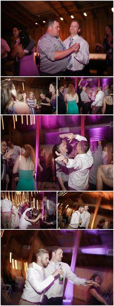 Reception // Dancing Photos // Shutter Drag // Eva Rieb Photography // Snohomish Woodinville Wedding Photographer // Kiana Lodge Wedding