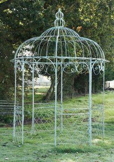 metal domed gazebo UK - Google Search