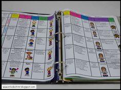 Erica's Ed-Ventures – Primary Education Ideas Teacher Plan Books, Primary Education, Second Grade, Getting Organized, Binder, Organization, How To Plan, School, Classroom Ideas
