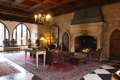 Try This Gothic Home Décor to Dramatically Chance Your House Appearance for you Medieval home decor Gothic house Gothic interior