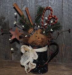 primitive christmas | Primitive Christmas