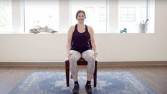 Chair Yoga in 10 Days