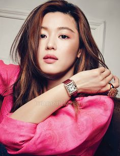 Breathtaking Pretties Jun Ji-hyun For Harper's Bazaar Korea's April 2014 Issue | Couch Kimchi