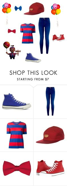 """""""Balloon boy"""" by frisky-frost ❤ liked on Polyvore featuring Converse, Étoile Isabel Marant and Brixton"""