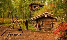Trappers CAbin - Talkeetna Alaska