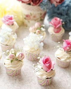 "114 Likes, 6 Comments - Creme (@creme.sby) on Instagram: ""We make cupcakes that's almost too pretty to eat!  We have been making these pretties for years,…"""