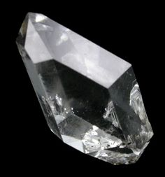 + Quartz var. Herkimer Diamond