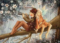 Katja Saario. Fairy Land, Fairy Tales, Cicely Mary Barker, Elves And Fairies, Flower Fairies, Goblin, Rose Buds, Childhood, Pure Products