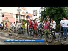 Quadrilha armada rouba banco e age com terror em Minas Gerais