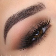 Ouu lala, what sultry looking eyes Love this soft & smokey #eotd by @danapackett using these goodies: ✔Lashes: #VelourLashes 'Lash in the City' ✔Shadows: @tartecosmetics 'Tartelette' ✔Brows: @anastasiabeverlyhills 'Ebony' Happy Monday loves!