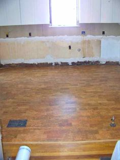 The Life of CK and Nate: How to Install Cork Flooring