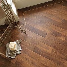 Karndean's 'Arno Smoked Oak' on the diagonal