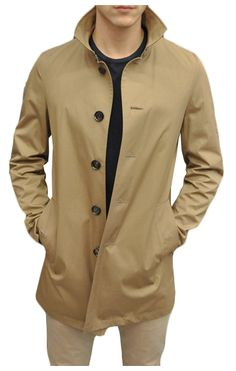 Burberry - Abbigliamento - Trench - BELFORDAAKTH20400 (805,50€) #burberry #summer #collection #trench #belford #cotton #fashion #cool