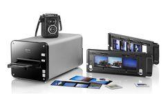 Plustek OpticFilm 120, el mejor escáner de diapositivas.