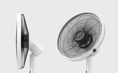 This Fan Makes Cooling Down a Breeze Simple Designs, Cool Designs, Living Room Ceiling Fan, Air Fan, Pedestal Fan, Yanko Design, Commercial Design, Industrial Design, Breeze