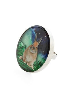 Celestial Bunnies Ring