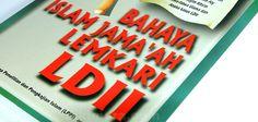 Buku Bahaya Islam Jama'ah Lemkari LDII - Bukti sesatnya LDII/Lemkari/Islam jama'ah diterangkan dalam buku ini. Keresahan masyarakat akibat aliran sesat ini terjadi dimana-mana.   Rp. 49.900,-  Hubungi: +6281567989028  Invite: BB: 7D2FB160 email: store@nikimura.com  #bukuislam #tokomuslim #tokobukuislam #readystock #tokobukuonline #bestseller #Yogyakarta #LDII Islam