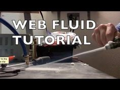 Web Fluid Tutorial! - YouTube Airsoft Grenade, Spiderman Costume, Cool Technology, Star Wars, Youtube, Paper, Trippy, Hipster Stuff, Starwars