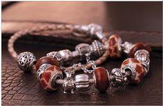 New! Pandora Animal Print Murano Beads!