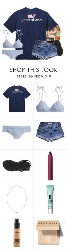 """""""Don't forger to enter my contest {RTD}"""" by lydia-hh ❤ liked on Polyvore featuring Vineyard Vines, J.Crew, Abercrombie & Fitch, Chaco, Butter London, tarte, Karapetyan, Clinique, MAC Cosmetics and Bobbi Brown Cosmetics"""