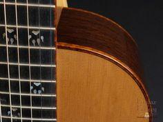 Osthoff Grand Parlor Guitar