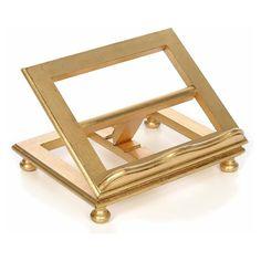 Atril de madera personalizado catequesis pinterest for Ordenadores mesa baratos