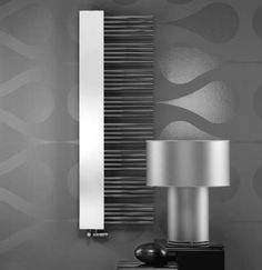 Zehnder Yucca Mirror   Designer Radiators YMC 180 60 Designer Living Room  Heater