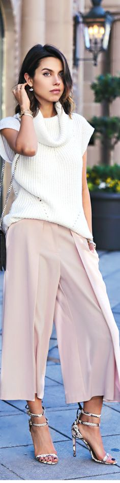 Spring Casual Fashion #street-style #accessories